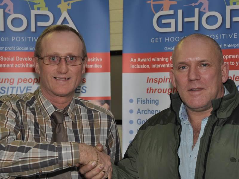 John Pomfret Becomes GHoPA's Adventurous Activities Ambassador