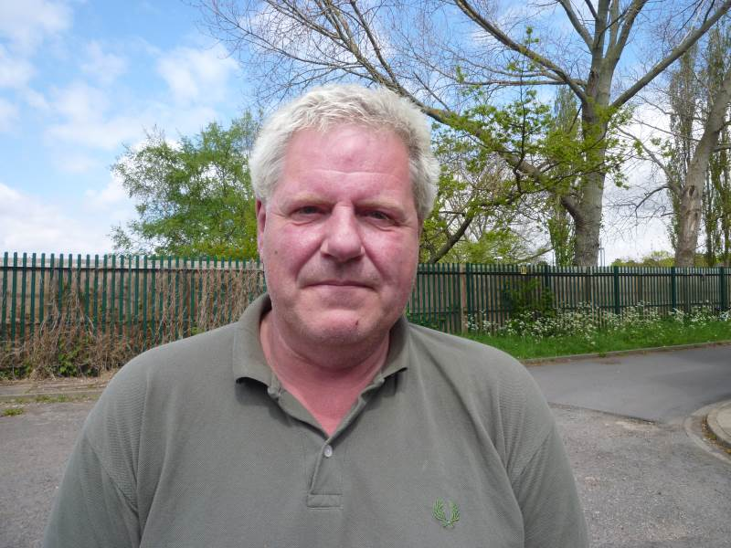 Volunteer Mick's personal story