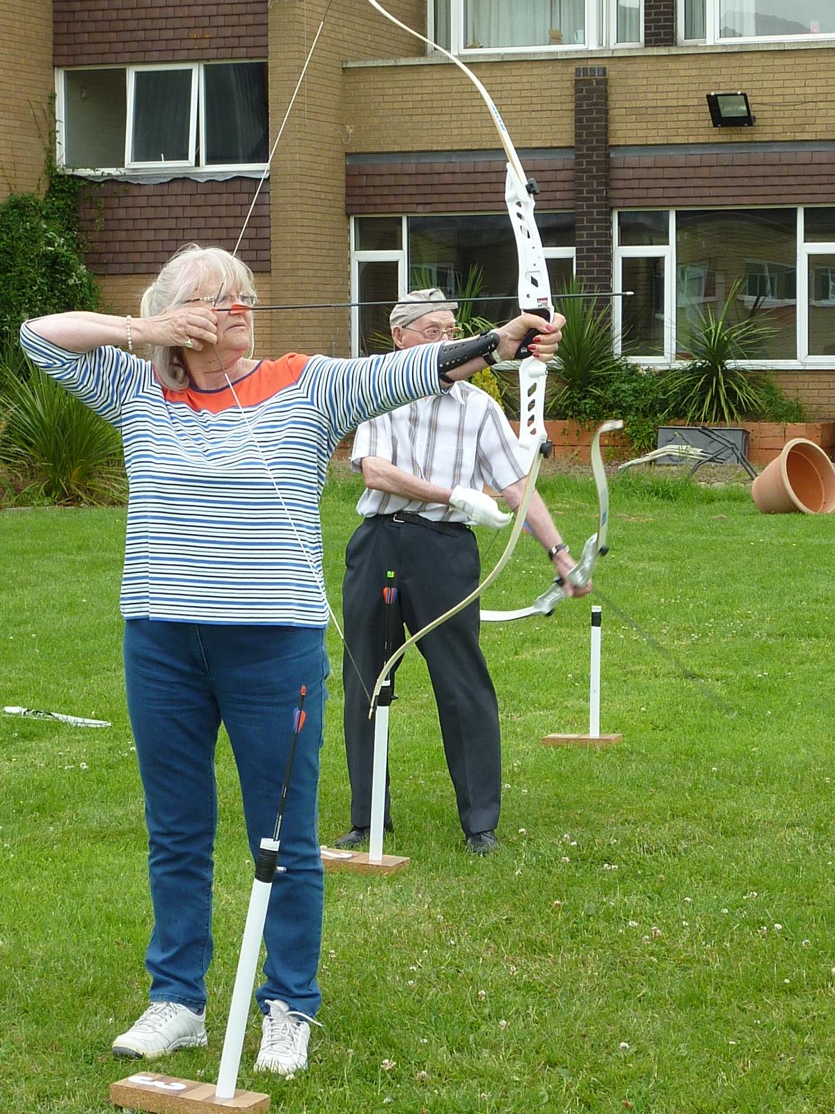 Sunday Archery Club