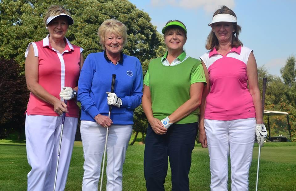 GHoPA Golf Fundraiser 2015