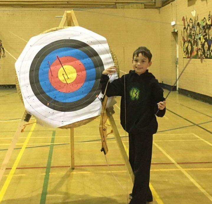 Sunday Morning Archery Club