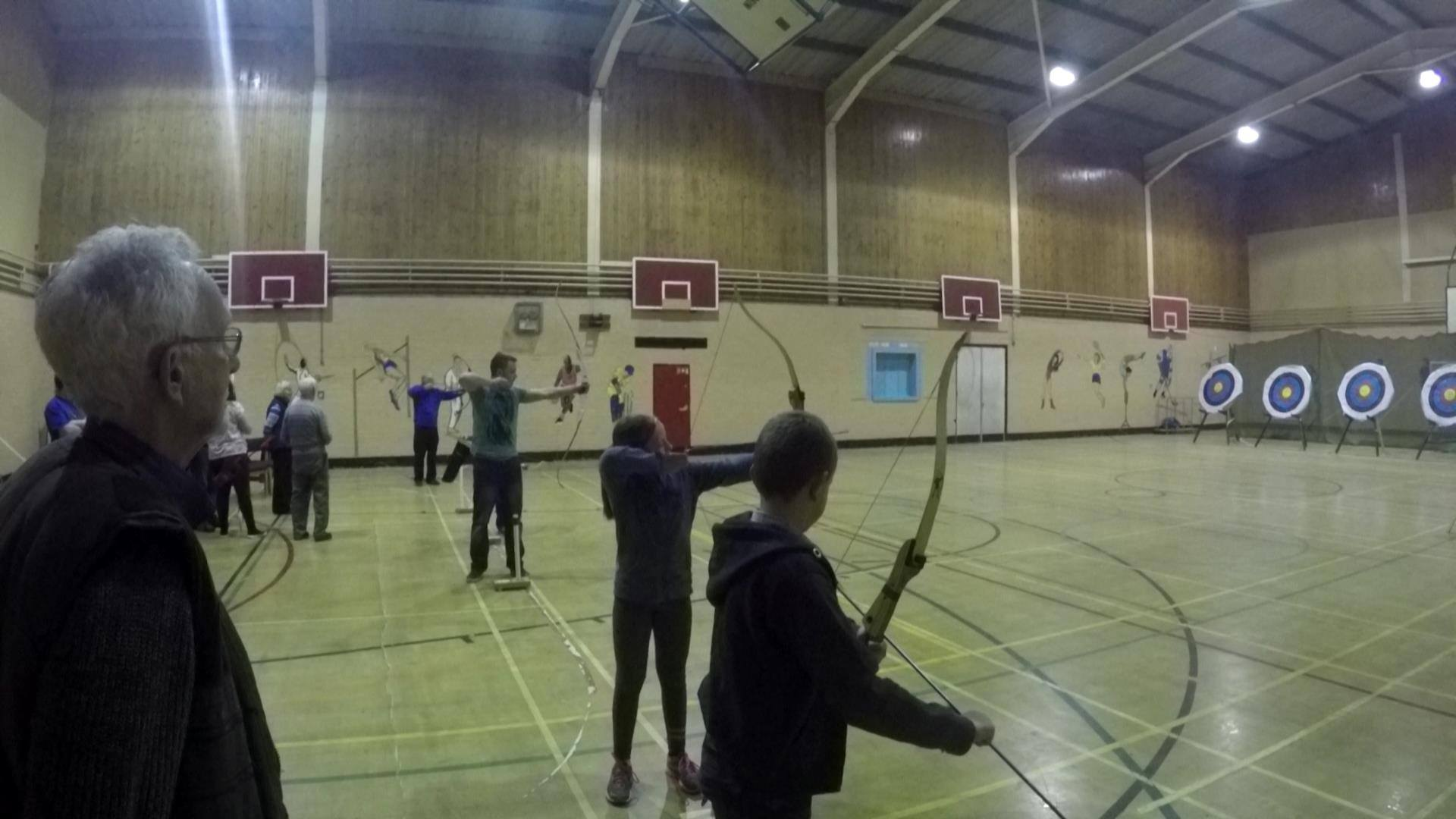 Sunday Morning Archery CLub