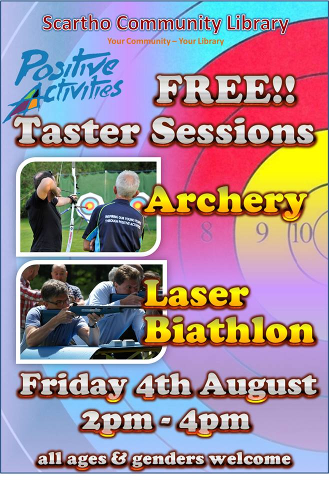 Scartho Library Activity Session