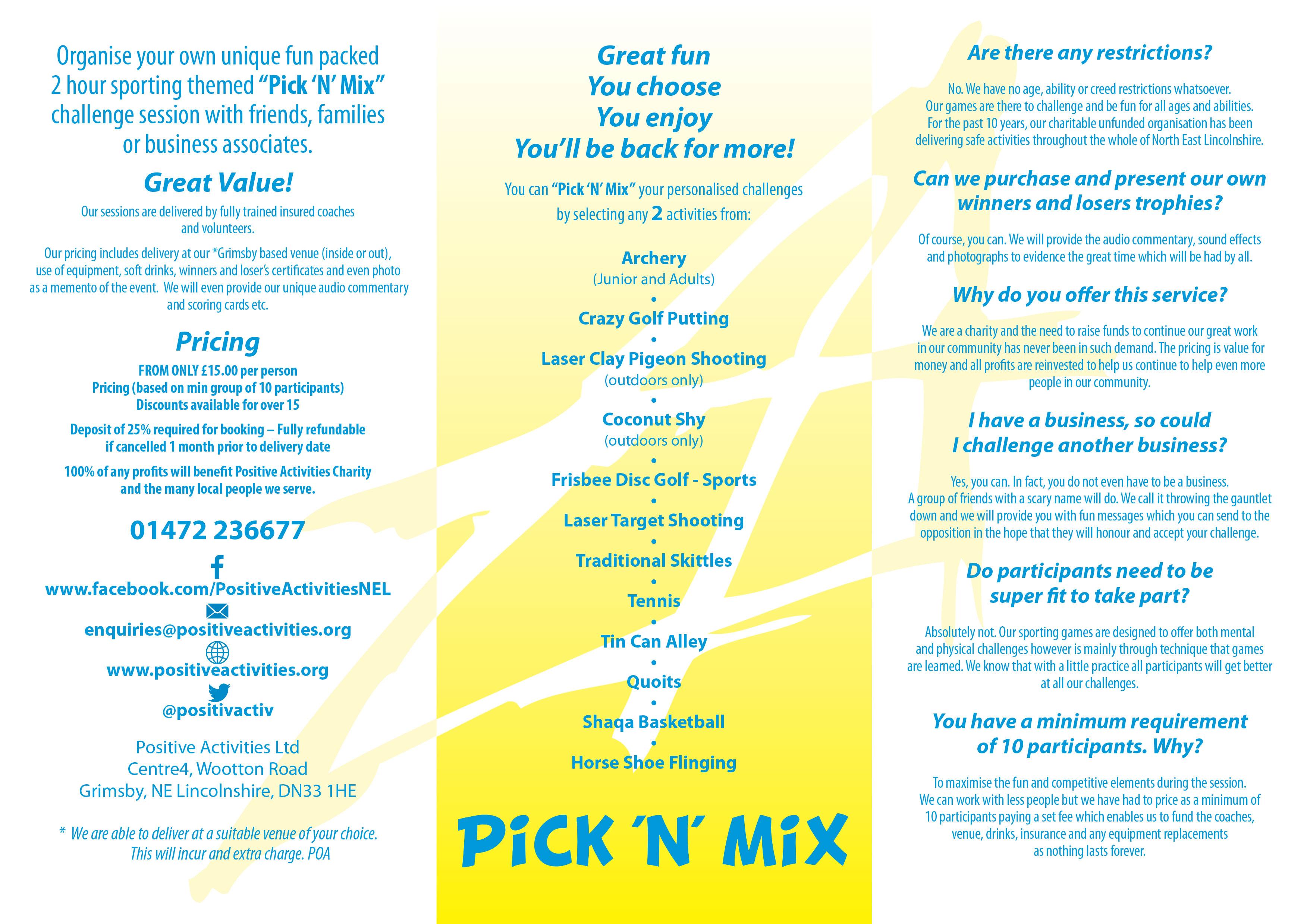 Picknmix 2